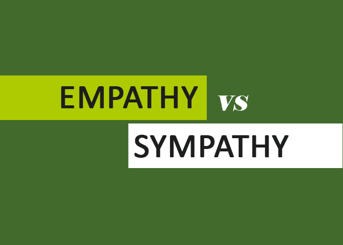 empathy vs sympathy These are not exact, dictionary definitions and it seems there are no universally  accepted definitions for empathy and sympathy in psychology these are rather.